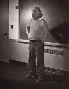 Albert Einstein em sala de aula
