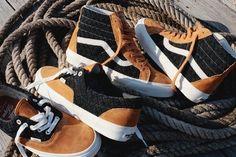DQM x Vans Shoes : Wovens