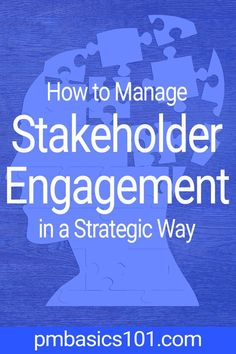 All about stakeholder engagement