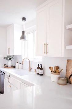 Home Decor Kitchen .Home Decor Kitchen Home Decor Kitchen, Kitchen Furniture, New Kitchen, Home Kitchens, Kitchen Post, Awesome Kitchen, Kitchen Ideas, Gold Kitchen, Country Kitchen