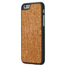 Girly Gold Glitter V4 Carved® Cherry iPhone 6 Case