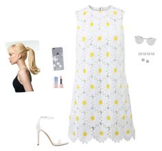 """""""Spring Awaits"""" by hanakdudley ❤ liked on Polyvore featuring Dolce&Gabbana, Fendi, Zara, Maison Margiela and Sephora Collection"""