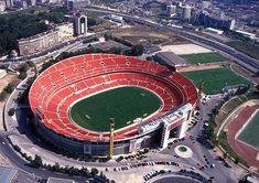 Estádio da Luz antigo