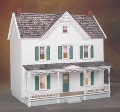 The Dollhouse Kit Vermont Farmhouse