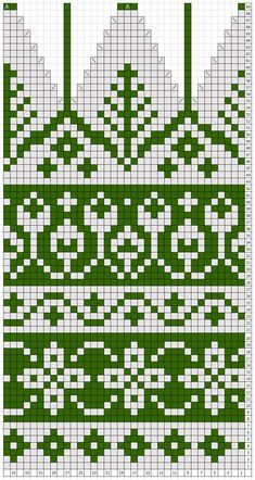 olann-and-subalpine-prance-hat-chart - knitting Fair Isle Knitting Patterns, Fair Isle Pattern, Knitting Charts, Lace Knitting, Knitting Stitches, Knitting Designs, Knitting Tutorials, Knitting Machine, Vintage Knitting