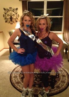 Toddlers and Tiaras Costumes...