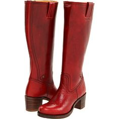 Frye - Sabrina Stitch Inside Zip. Well I love these, but for $370- they won't ever even make it to my wish list