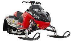 snowmobile Polaris