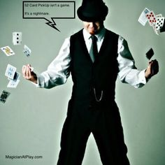 #MagicianProblems
