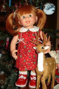 Rosemarie Anna Müller doll