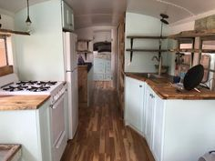 The Jamesons decided they were ready to go off-grid and live in a converted school bus in order to lead a more planet-friendly and adventurous life.