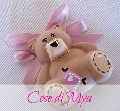 Bomboniera Battesimo/Nascita, by COSE DI MYA, 2,00 € su misshobby.com