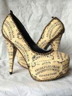 Ouji Board heels...