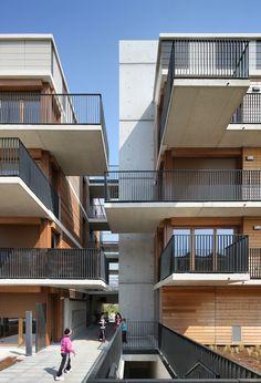 Valenton Housing, Gelin-Lafon - Valenton