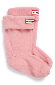 Hunter Fleece Welly Socks (Walker, Toddler, Little Kid & Big Kid)