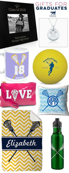 Treat your laxer to an awesome graduation gift from LuLaLax! With so many amazing options, we know you'll find somethingt that she will absolutely love!