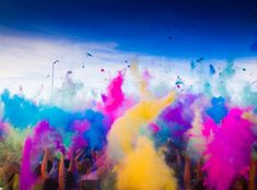 How to make Holi Colour Powder at Home. Holi is celebrated on the last full moon of the lunar month Phalguna (February/March). It is celebrated with a myriad of colours which is why it is called the Festival of colours. It is a festival whi...
