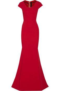 Roland Mouret Sitobion stretch-crepe gown   NET-A-PORTER (fairytale 2014)