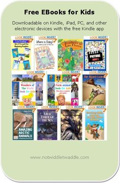 Today's list of free eBooks is great with a new set of early readers by Cindy Bracken, a couple puzzle books, another book in the Young Underground series, AND a new book in the character building picture book series about Gossip.