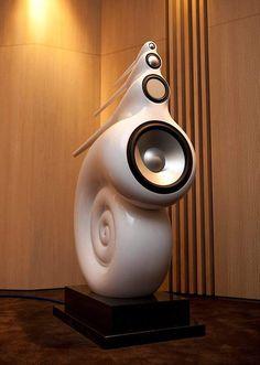 Audiophile Speakers, Speaker Design, High End Audio, Loudspeaker, Nautilus, Om, Diamond, Vintage, Beetle Car