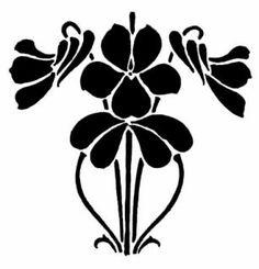 Arts & Crafts Art Nouveau Mucha & Stickley Style Design