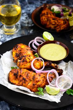 Tandoori Chicken is a lip-smacking dry chicken dish from the Indian subcontinent. Here is how to makeTandoori Chicken in Air Fryer.