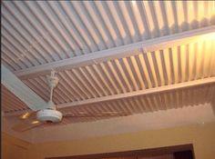 Perbedaan Atap Seng dan Asbes - Asbes