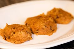 Weight Watchers Pumpkin Cookies!