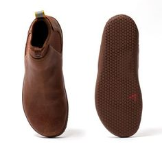 Vivobarefoot Men's City Proof | Men's Minimalist Barefoot Neoprene/Leather Shoe | Betabrand | Minimalist Shoes Mens | Merrell Minimalist Shoes | Minimalist Shoes Nike | Vivo Barefoot Boots | Best Minimalist Running Shoes. #sandaliashombres #ds