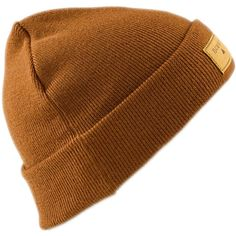 Burton Backhill Beanie (21 CAD) ❤ liked on Polyvore featuring accessories, hats, burton hats, burton, burton beanie and beanie hats