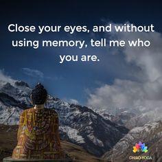 The seventh chakra speaks