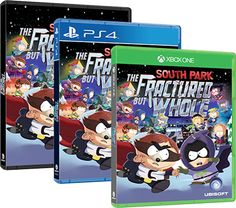 Download the official playable demo of South Park The Fractured But Whole today and experience a whole new chapter of debauchery.  http://southparktfbw.com #southparkfracturedbutwholereleasedate #southparkthefracturedbutwholecharacters