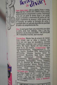 Hamanda Pinheiro: Resenha Cachos dos Sonhos Salon Line - Cabelo Ondu...