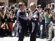 Transición ejemplar en la toma de posesión de Ximo Puig como Presidente de la Generalitat