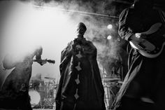 Four Ghouls and Papa Emeritus II. Ghost and Witchgrinder @ The Hi-Fi, Melbourne 22/01/2014 | Metal Obsession