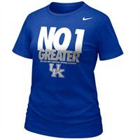 Nike Kentucky Wildcats 2012 NCAA Men's Basketball National Champions Ladies Celebration T-Shirt #BBN