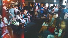 Pre Fashion show at the Broadway House #LondonEthnic