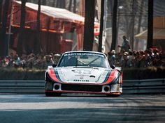 Martini Porsche 935 at Le Mans 1979