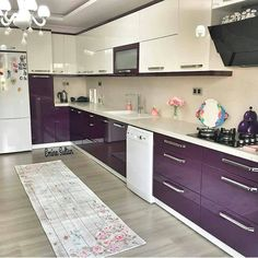 [New] The 10 Best Home Decor Today (with Pictures) Kitchen Room Design, Room Design Bedroom, Kitchen Cabinet Design, Interior Design Kitchen, Diy Kitchen, Kitchen Decor, Teen Bedroom, Kitchen Backsplash, Room Interior