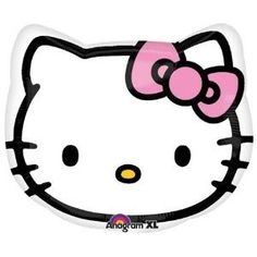 Toy  Game Adorable Hello Kitty Shaped 18 Inch helium quality foil Balloon  Sold Individually and Uninflated * You can get additional details at the image link.Note:It is affiliate link to Amazon.