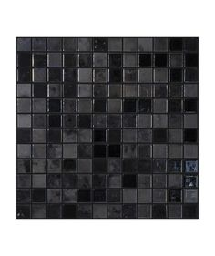 Madrid Anthracite Lustre Mosaic Tile