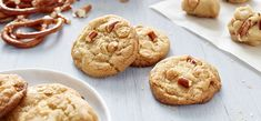 Try Butterscotch Pretzel Cookies and other delicious Crisco® recipes on criscocanada.com.