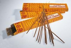 Goloka Nag Champa Räucherstäbchen Nag Champa, Namaste, Products, Lavender Fields, Incense, Upcycling, Candles, Traditional, Hand Made