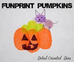 Detail-Oriented Diva!: Halloween