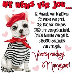 My wens vir jou. New Year Quotes For Friends, New Year Wishes Quotes, Happy New Year Wishes, Happy New Year Greetings, Quotes About New Year, Christmas Messages, Christmas Wishes, Christmas And New Year, Xmas