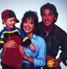 Baby Talk - (1991-92). Starring: Julia Duffy, George Clooney, William Hickey, Lenny Wolpe, Tom Alan Robbins, Mary Page Keller, Scott Baio, Francesca P. Roberts, Polly Bergen. Voice: Tony Danza. Partial Guest List: Ted McGinley, Tahj Mowry, Anna Maria Horsford and Charlotte Rae.