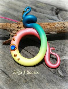 Hey, I found this really awesome Etsy listing at https://www.etsy.com/listing/292393455/bejeweled-twisted-tentacle-pendant