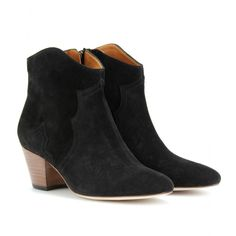 Isabel Marant Dicker Boots. Already have them in taupe.