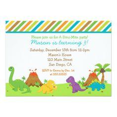 Dinosaur Birthday Invitation Templates Free Dinosaur Party