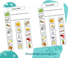 At the supermarket, séquence How much / How many (cycle 3) - Brown Bear & Co, L'anglais avec le Storytelling